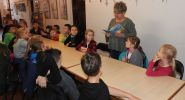 Obchody 100-lecia niepodległości w Bibliotece Publicznej Miasta i Gminy w Staszowie
