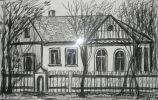 Wystawa prac - Zabytki mojego miasta - Dworek Myśliwski