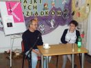 Spotkanie autorskie z Wojciechem Jagielskim 2016