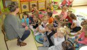 Jesienne czytanie z przedszkolakami (2018)