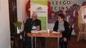 Literacki Piątek - Spotkanie z Marianną i Wiesławem Kot