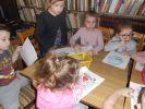 Ferie zimowe w Filii Biblioteki w Kurozwękach (2020)