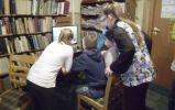 Lekcja Biblioteczna w Kurozwękach (2016)