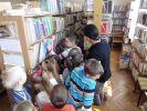 Tydzień Bibliotek w Kurozwękach