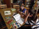 Lato w Bibliotece 2012