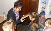 Mali rycerze książek - uroczyste pasowanie na czytelnika Biblioteki