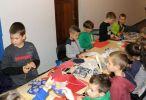 Biblioteczne wędrowanie z Pyzą 2015