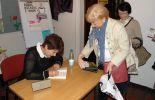 Spotkanie autorskie z Grażyną Jeromin - Gałuszką
