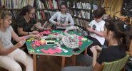 Wakacje w Bibliotece - Filia Wiśniowa (2018)
