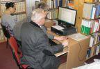 Warsztaty komputerowe - Senior w Internecie marzec 2015