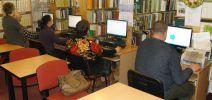 Warsztaty komputerowe - Senior w Internecie 2015