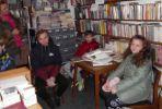Ferie zimowe w Filii Biblioteki w Wiązownicy (2020)