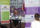 Spotkanie autorskie z Karoliną Wilczyńską (2018)