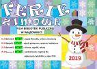 Ferie zimowe w Filiach Biblioteki (2019)