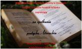 Spotkanie poetycko - literackie (2016)